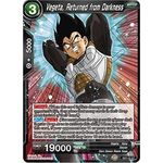 Vegeta, Returned from Darkness - Shenron's Advent - Dragon Ball Super Card Game - Big Orbit Cards