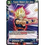 Fusion Reborn Son Goku - Resurrected Fusion - Dragon Ball Super Card Game - Big Orbit Cards