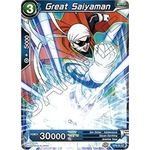 Great Saiyaman - Resurrected Fusion - Dragon Ball Super Card Game - Big Orbit Cards