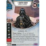 Darth Vader - Terror to Behold - Across the Galaxy - Star Wars Destiny - Big Orbit Cards