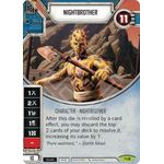 Nightbrother - Across the Galaxy - Star Wars Destiny - Big Orbit Cards