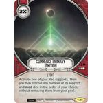 Commence Primary Ignition - Across the Galaxy - Star Wars Destiny - Big Orbit Cards