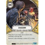 Shakedown - Across the Galaxy - Star Wars Destiny - Big Orbit Cards