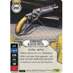 Donderbus Blaster Pistol - Across the Galaxy - Star Wars Destiny - Big Orbit Cards