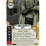Tobias Beckett's Rifle - Across the Galaxy - Star Wars Destiny - Big Orbit Cards