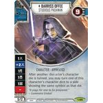Barriss Offee - Across the Galaxy - Star Wars Destiny - Big Orbit Cards
