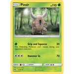 Pinsir (Reverse Holo) - Lost Thunder - Pokemon - Big Orbit Cards