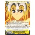La Pucelle Ruler - Fate/Apocrypha - Weiss Schwarz - Big Orbit Cards