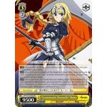 Luminosite Eternelle Ruler - Fate/Apocrypha - Weiss Schwarz - Big Orbit Cards