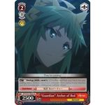 Guardian Archer of Red - Fate/Apocrypha Trial Deck - Weiss Schwarz - Big Orbit Cards