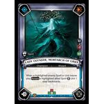 Lady Olynder, Mortarch of Grief (Unclaimed) - Onslaught - Warhammer Age of Sigmar: Champions - Big Orbit Cards