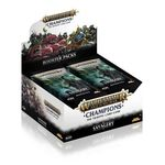 Warhammer Age of Sigmar Champions: Wave 3 - Savagery Booster Box (24 Booster Packs)