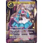 Alice, Otherworldly Visitor (Full Art) - The Strangers of New Valhalla - Force of Will - Big Orbit Cards