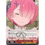 Sweetly Smiling Ram - Re ZERO -Starting Life in Another World- Trial Deck - Weiss Schwarz - Big Orbit Cards
