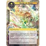 Blade of Faith - The Strangers of New Valhalla - Force of Will - Big Orbit Cards