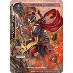 Frontline Warrior (Full Art) - The Strangers of New Valhalla - Force of Will - Big Orbit Cards