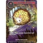 Numbing Hedgehog (Full Art) - The Strangers of New Valhalla - Force of Will - Big Orbit Cards