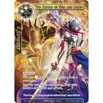 The Battle of Sun and Moon (Full Art) - The Strangers of New Valhalla - Force of Will - Big Orbit Cards