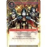 Lady Huang's Karakuri Soldier - The Strangers of New Valhalla - Force of Will - Big Orbit Cards