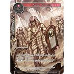 Sand Soldier (Full Art) - The Strangers of New Valhalla - Force of Will - Big Orbit Cards