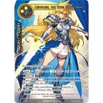 Misteltein, the Pious Sword Saint (Secret) - The Strangers of New Valhalla - Force of Will - Big Orbit Cards