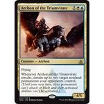 Archon of the Triumvirate - Ravnica Allegiance Guild Kits - Magic the Gathering - Big Orbit Cards
