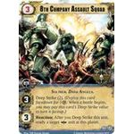 8th Company Assault Squad - Death World Cycle - Warhammer 40,000 Conquest - Big Orbit Cards