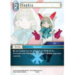 Sophia (8-038) - Opus 8 - Final Fantasy TCG - Big Orbit Cards