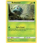 Bulbasaur - Detective Pikachu - Pokemon - Big Orbit Cards