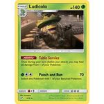 Ludicolo - Detective Pikachu - Pokemon - Big Orbit Cards