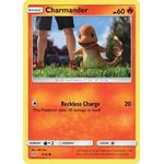 Charmander - Detective Pikachu - Pokemon - Big Orbit Cards