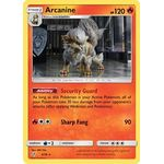 Arcanine - Detective Pikachu - Pokemon - Big Orbit Cards