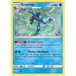 Greninja (Holo) - Detective Pikachu - Pokemon - Big Orbit Cards