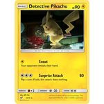 Detective Pikachu - Detective Pikachu - Pokemon - Big Orbit Cards
