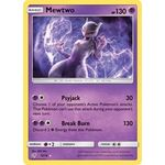 Mewtwo (Holo) - Detective Pikachu - Pokemon - Big Orbit Cards