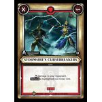 Stormsire's Cursebreakers (Unclaimed) (Foil) - Warband - Warhammer Age of Sigmar: Champions - Big Orbit Cards
