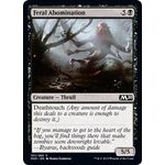 Feral Abomination - Core Set 2020 - Magic the Gathering - Big Orbit Cards