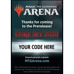 Arena Code Card - M20 Promo Pack - Promo Cards - Magic the Gathering - Big Orbit Cards