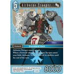 Airborne Trooper (9-024) - Opus 8 - Final Fantasy TCG - Big Orbit Cards