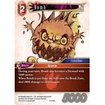 Bomb (9-019) - Opus 8 - Final Fantasy TCG - Big Orbit Cards
