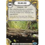 Rolling Logs - Spark of Hope - Star Wars Destiny - Big Orbit Cards