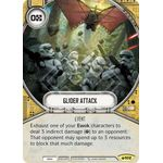 Glider Attack - Spark of Hope - Star Wars Destiny - Big Orbit Cards