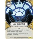 Jump To Lightspeed - Spark of Hope - Star Wars Destiny - Big Orbit Cards