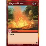 Magma Boost - Battle Brawlers - Bakugan TCG - Big Orbit Cards