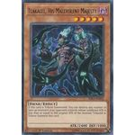 Tlakalel, His Malevolent Majesty - Ultra Rare (Limited Edition) - Rising Rampage - Yu-Gi-Oh! - Big Orbit Cards