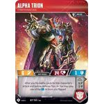 Alpha Trion - Cybertronian Sage - Wave 3 - Transformers TCG - Big Orbit Cards
