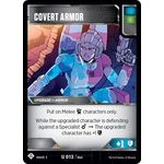Covert Armor - Wave 3 - Transformers TCG - Big Orbit Cards