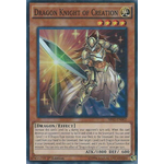 Dragon Knight of Creation - Common (1st Edition) - Structure Deck - Rokket Revolt - Yu-Gi-Oh! - Big Orbit Cards