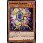 Gateway Dragon - Common (1st Edition) - Structure Deck - Rokket Revolt - Yu-Gi-Oh! - Big Orbit Cards