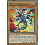 Metalrokket Dragon - Common (1st Edition) - Structure Deck - Rokket Revolt - Yu-Gi-Oh! - Big Orbit Cards